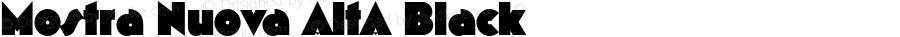Mostra Nuova AltA Black Version 1.005