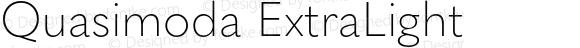 Quasimoda ExtraLight