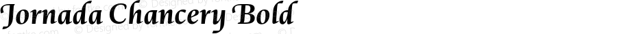 Jornada Chancery Bold Version 1.000;PS 001.000;hotconv 1.0.88;makeotf.lib2.5.64775
