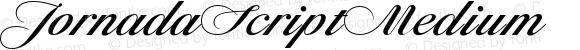 Jornada Script Medium