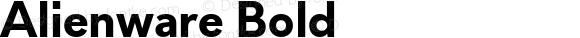 Alienware Bold