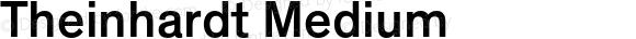 Theinhardt Medium Version 001.001