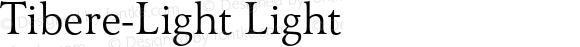 Tibere-Light Light Version 7.504