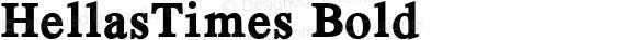 HellasTimes Bold