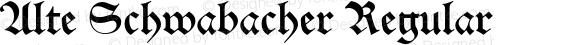 AlteSchwabacher-Regular