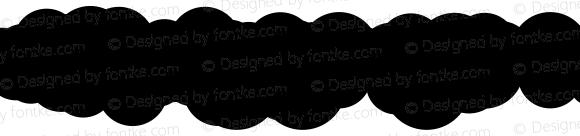 Space Color Font