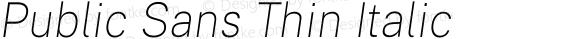 Public Sans