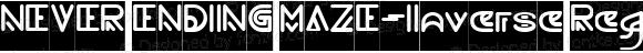 NEVER ENDING MAZE-Inverse