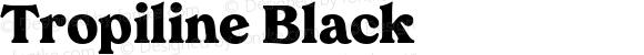 Tropiline Black