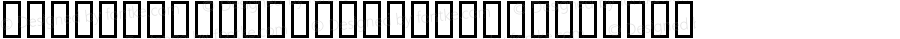 Hexagram names CaiYun Regular Version 2.1