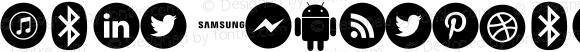 Font Smartphone Pro 2018 Regular Version 2.00;September 13, 2018 ; el-harrak.blogspot.com : darrati10@gmail.com