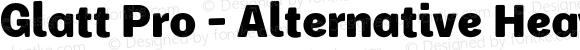 Glatt Pro - Alternative Heavy
