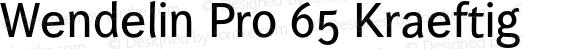 Wendelin Pro 65 Kraeftig