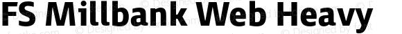FS Millbank Web Heavy
