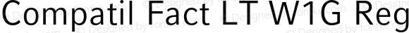 Compatil Fact LT W1G