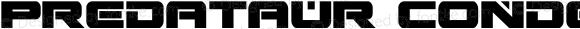 Predataur Condensed Condensed