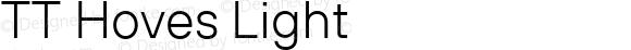 TT Hoves Light
