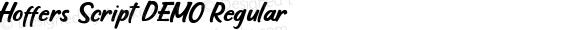 Hoffers Script DEMO