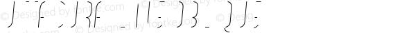 Vitacura Line Oblique