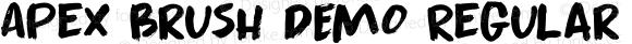 Apex Brush DEMO