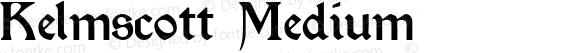 Kelmscott Medium