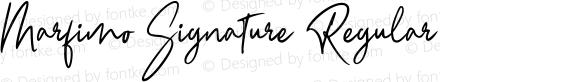 Marfimo Signature