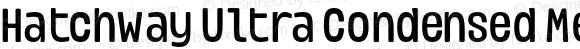 Hatchway Ultra Condensed Medium