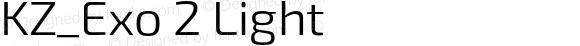 KZ_Exo 2 Light