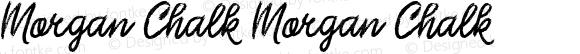Morgan Chalk