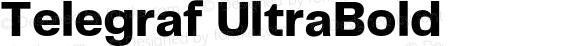 Telegraf UltraBold