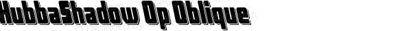 HubbaShadow Op Oblique