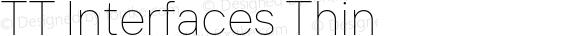 TT Interfaces Thin
