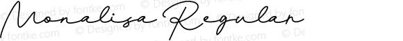 Monalisa Regular