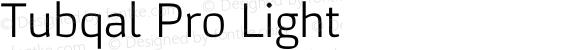 Tubqal Pro Light