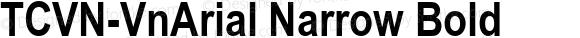 TCVN-VnArial Narrow Bold