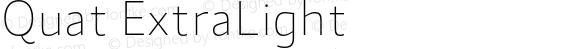 Quat ExtraLight