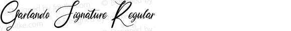 Garlando Signature