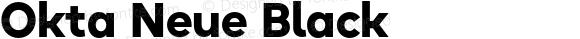 Okta Neue Black