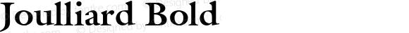 Joulliard Bold