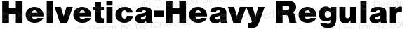 Helvetica-Heavy