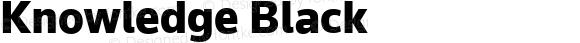 Knowledge Black