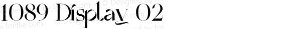 1089 Display 02