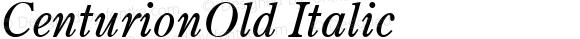 CenturionOld Italic