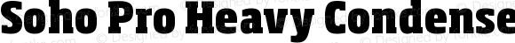 Soho Pro Heavy Condensed