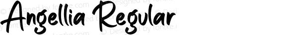 Angellia Regular
