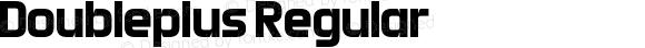 Doubleplus Regular