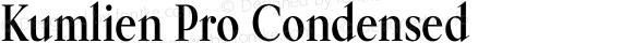 Kumlien Pro Condensed