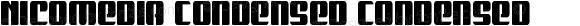 Nicomedia Condensed Condensed