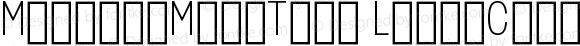 MutatorMathTest LightCondensed