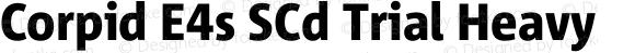 Corpid E4s SCd Trial Heavy